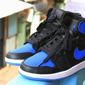 Jordan 1s Royal Blue