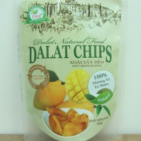 Xòai sấy - dalatchips